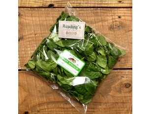 Baby Leaf Spinach (200g)