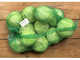 White Cabbages (25Kg Net) (Extra Large)
