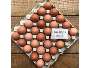 Large Eggs (Tray 30) (Lion Brand)