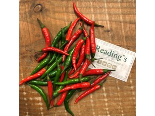 Mixed Birds Eye Chillis (50g)