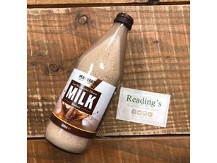 Chocolate Milk (500ml) (Glass Bottle)