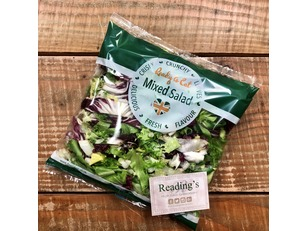 Crispy Mixed Lettuce Leaves (250g Bag)