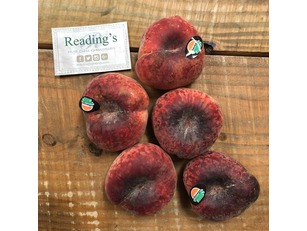 Flat Peaches (5 Pack)
