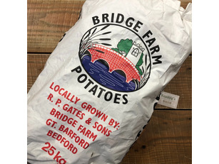 White Potatoes (25Kg Bag) (Unwashed)